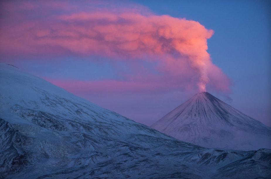 Kliučių ugnikalnis