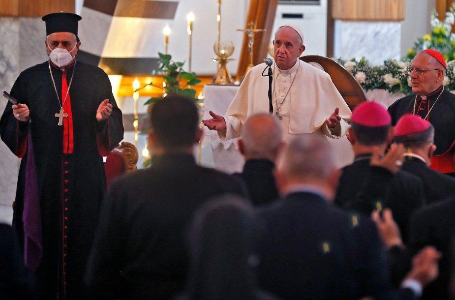 Popiežius Pranciškas