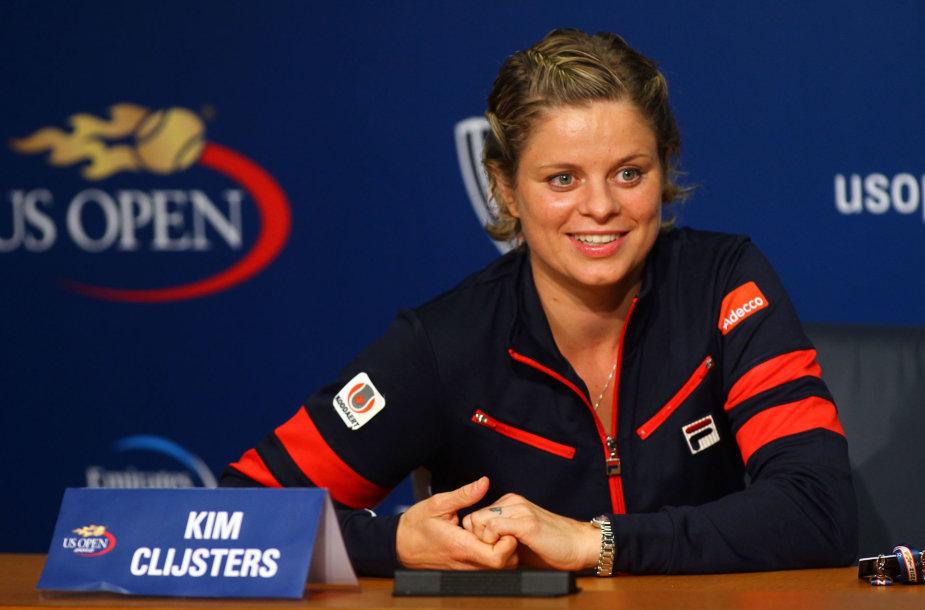 Kim Clijsters