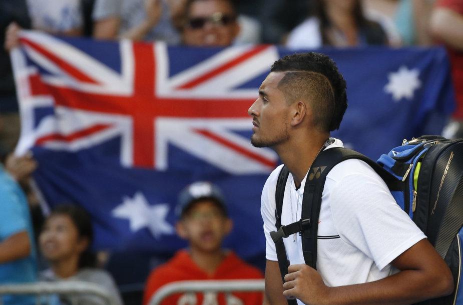 """Gražiausios trečios """"Australian Open"""" dienos nuotraukos"""