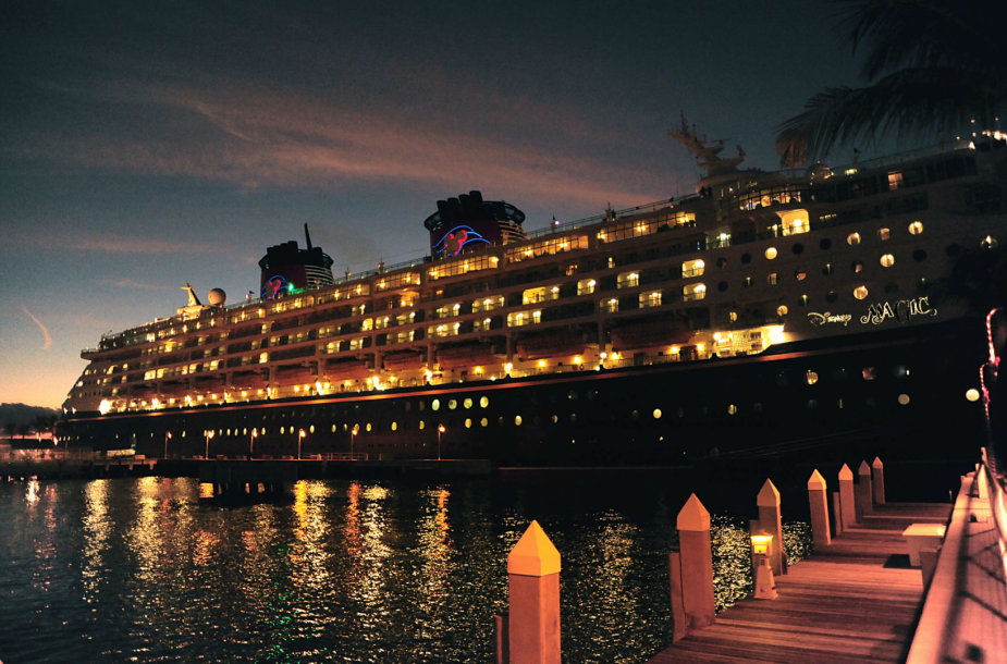 "Kruizinis laivas ""Disney Magic"""