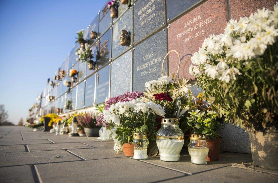 Kolumbariumas Liepynės kapinėse