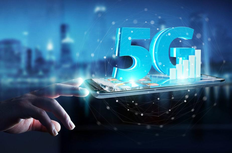 5G ryšys