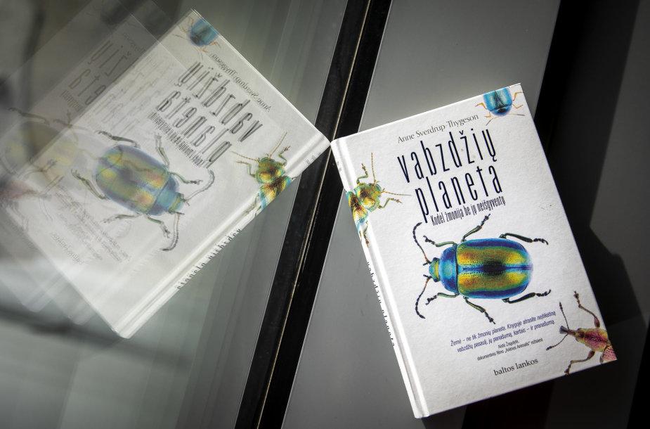 "Anne Sverdrup-Thygeson knyga ""Vabzdžių planeta"""