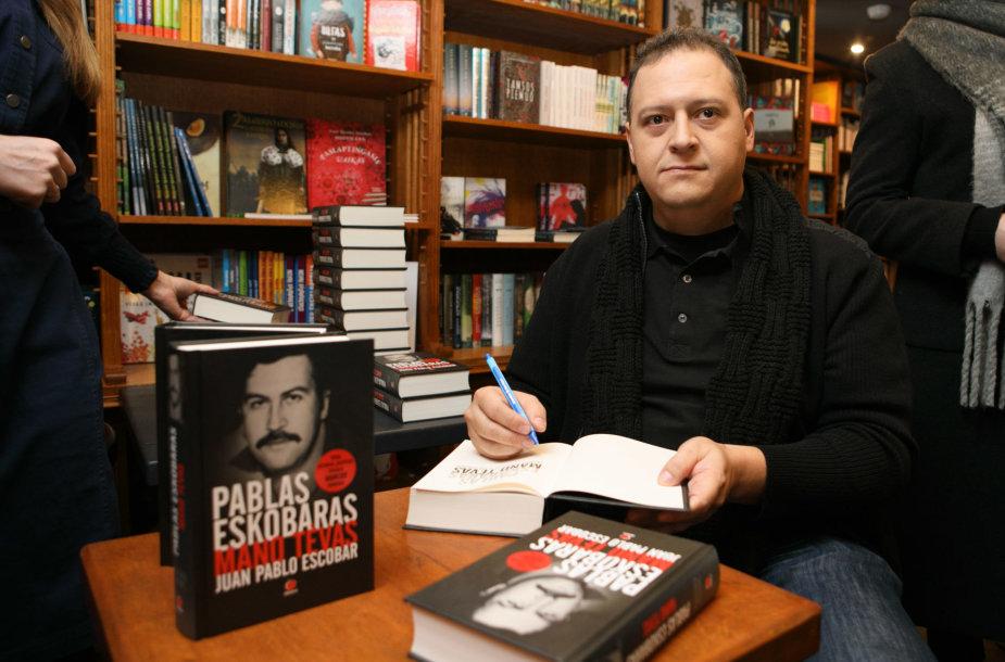 Juanas Pablas Escobaras