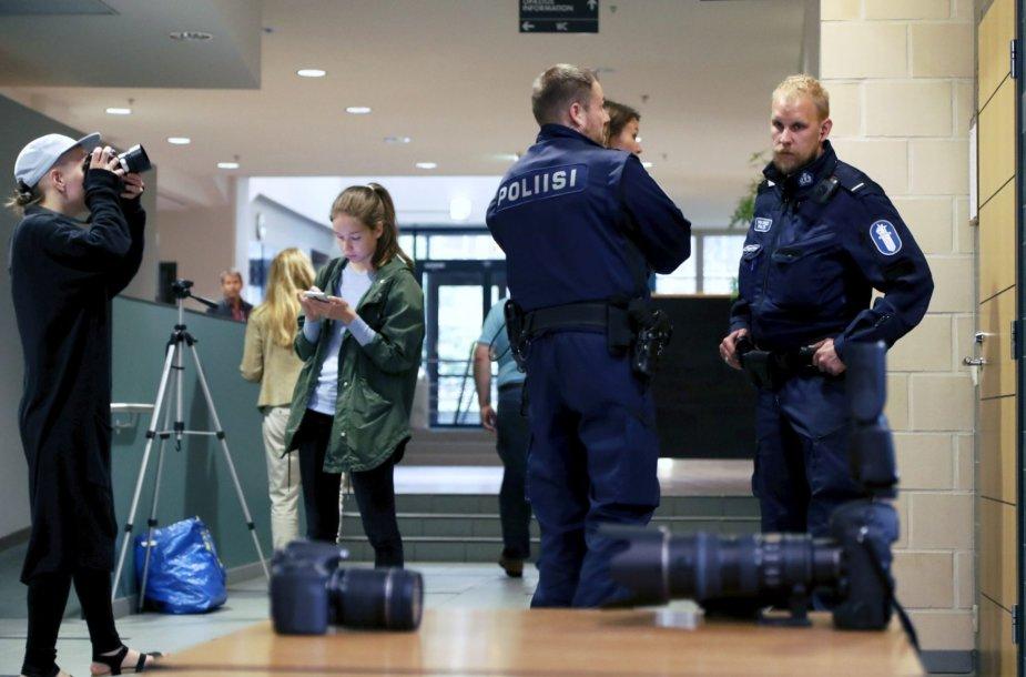 Suomijos policija