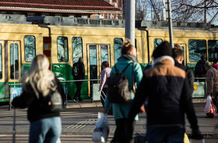 Rudenėjantis Helsinkis