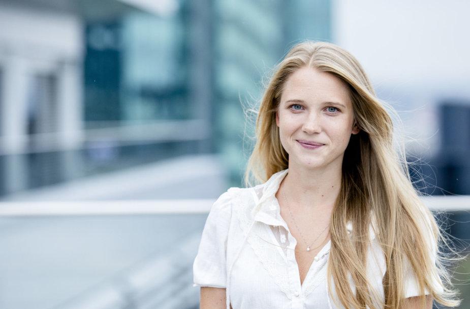Lindrė Silenas-Pudžiuvelienė