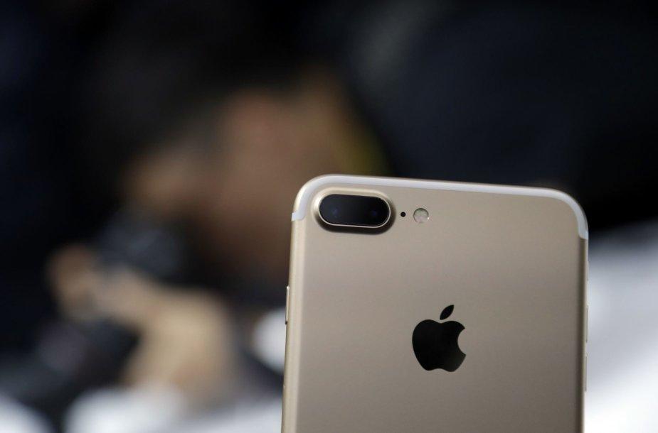 """""""Apple"""" naujienų pristatymas"""