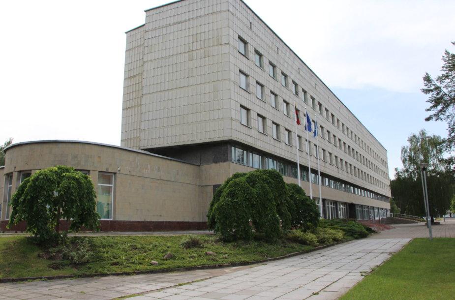 Visagino savivaldybės pastatas
