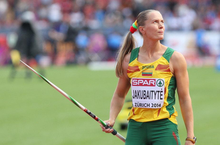 Indrė Jakubaitytė