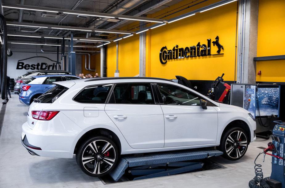 """Į Lietuvą žengia pirmoji automobilių aptarnavimo tinklo """"BestDrive"""" atstovybė, priklausanti  """"Continental"""""""