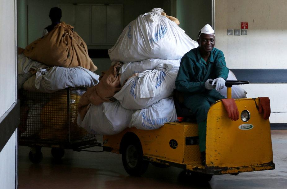 Ligoninė Zimbabvėje