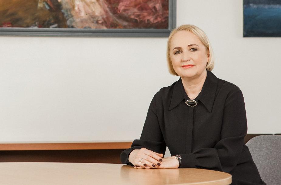 Dr. Regina Kontautienė, Klaipėdos licėjaus vadovė
