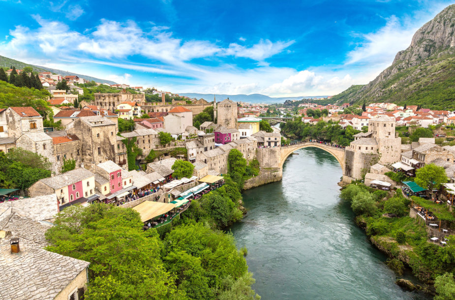 Mostaras, Bosnija ir Hercogovina
