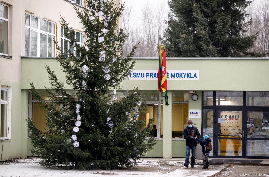 LSMU pradinė mokykla