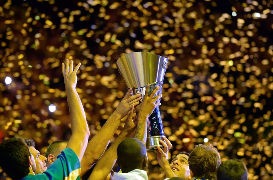 Eurolygos taurė