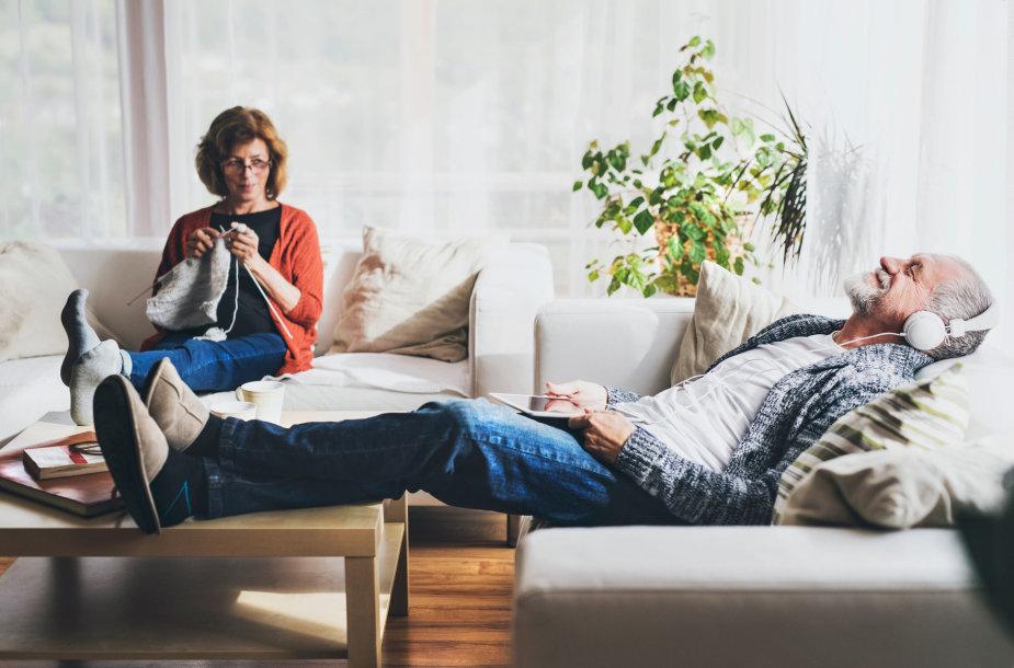 Brandaus amžiaus pora