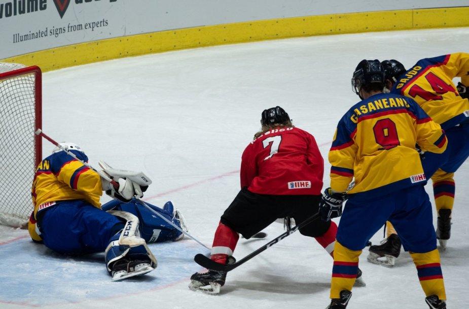 Lietuva U-20 – Rumunija U-20