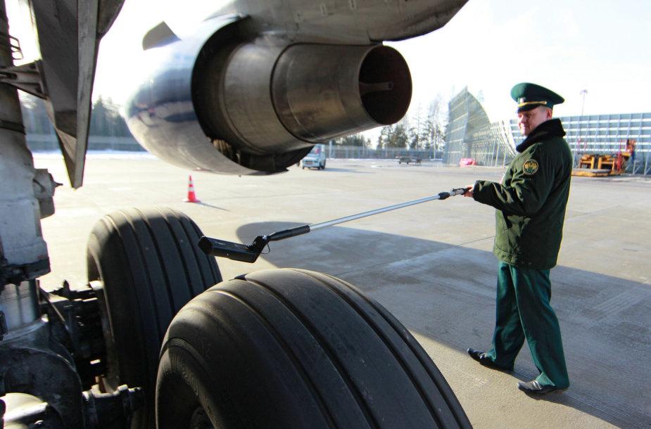 """Boeing767-300"" lėktuvas"