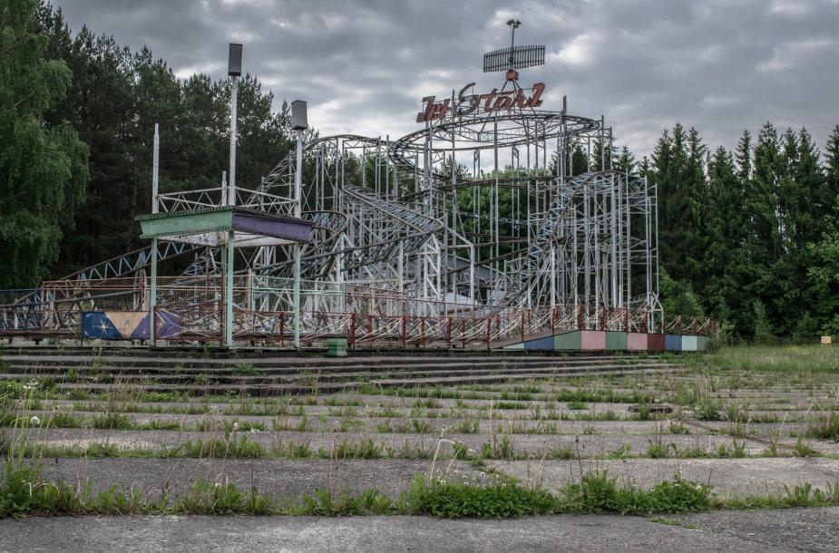 Elektrėnų atrakcionų parkas