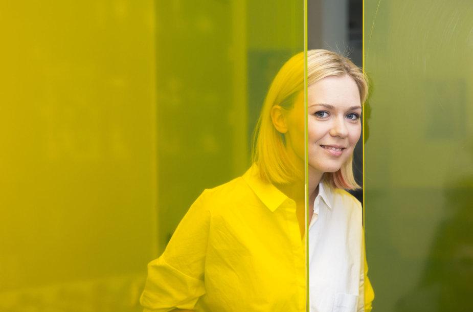 15min studijoje – Monika Linkytė: apie Londoną, Lietuvą ir muzikinius iššūkius