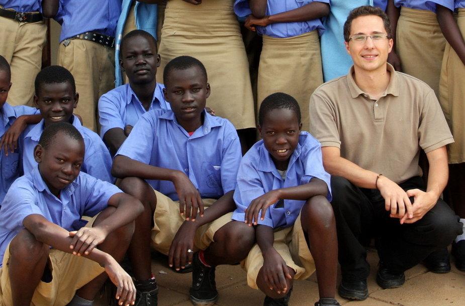 Mokykla Šiaurės Ugandoje, Gulu