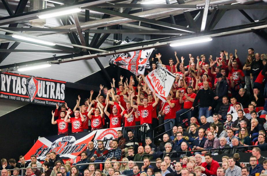 """Vilniaus """"Lietuvos rytas"""" – Prienų-Birštono """"Vytautas"""""""