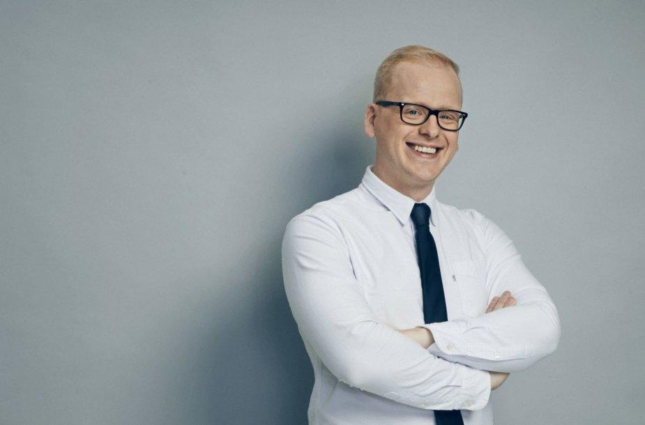 Eivaras Toras Benediktssonas