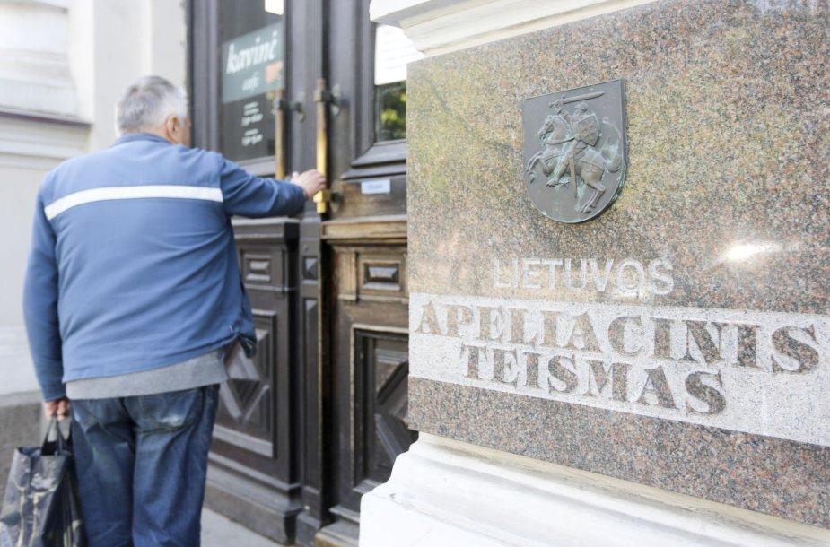 Vilniaus apeliacinis teismas