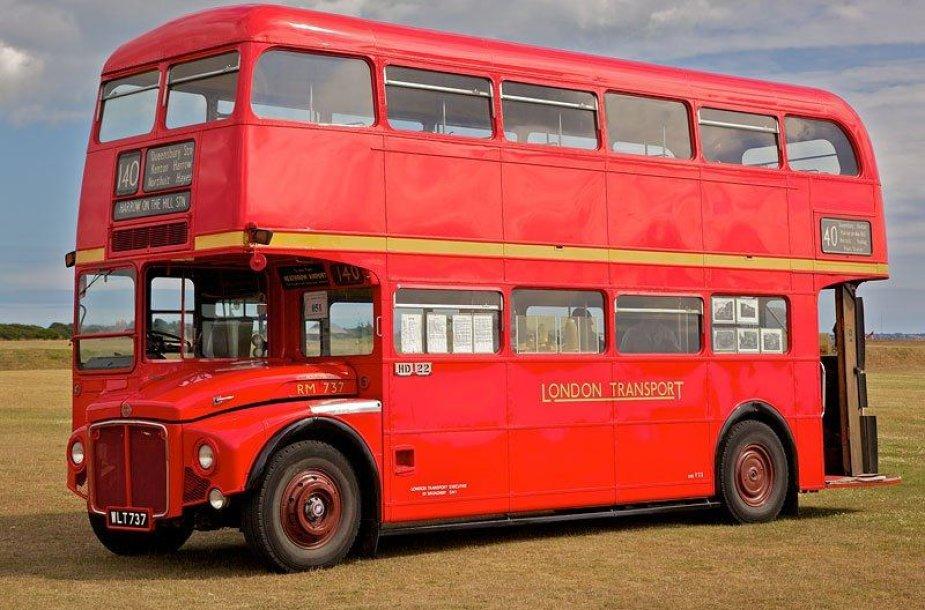 """AEC """"Routemaster"""" – Londono simbolis"""