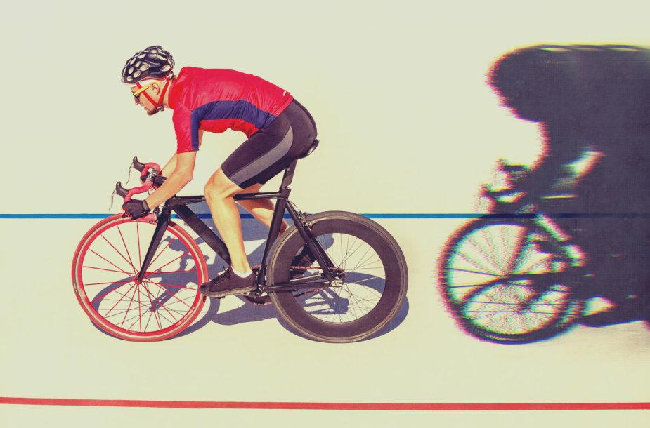 Dviračių treką Panevėžyje apgaubė tamsus dopingo šešėlis.