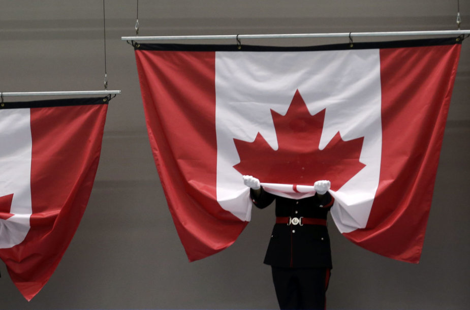 Kanados vėliavos