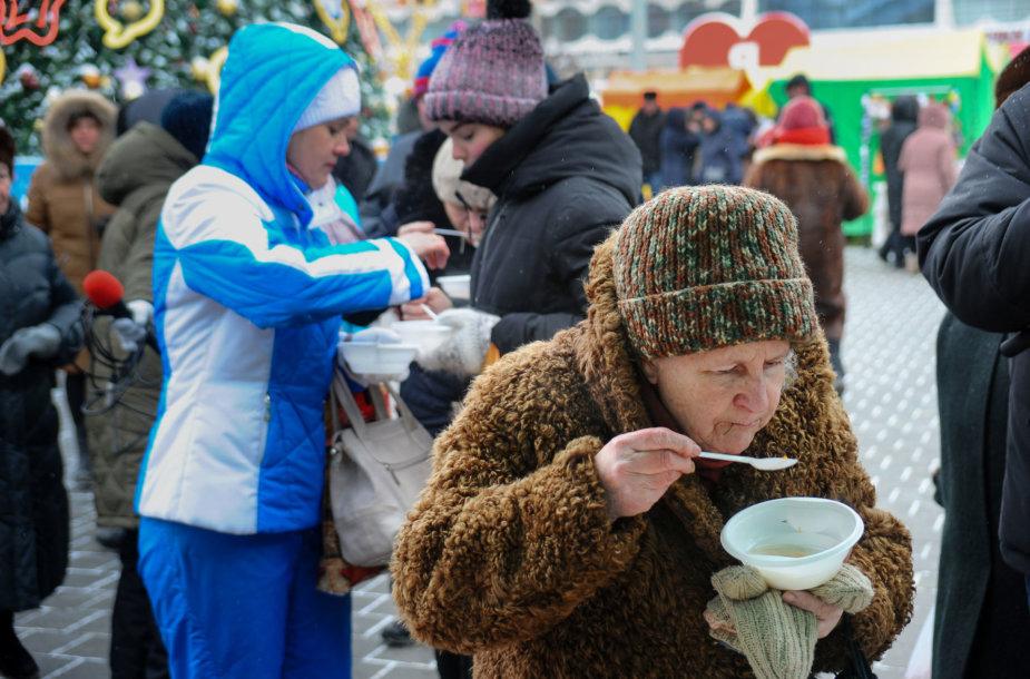 Rusijos gyventojai