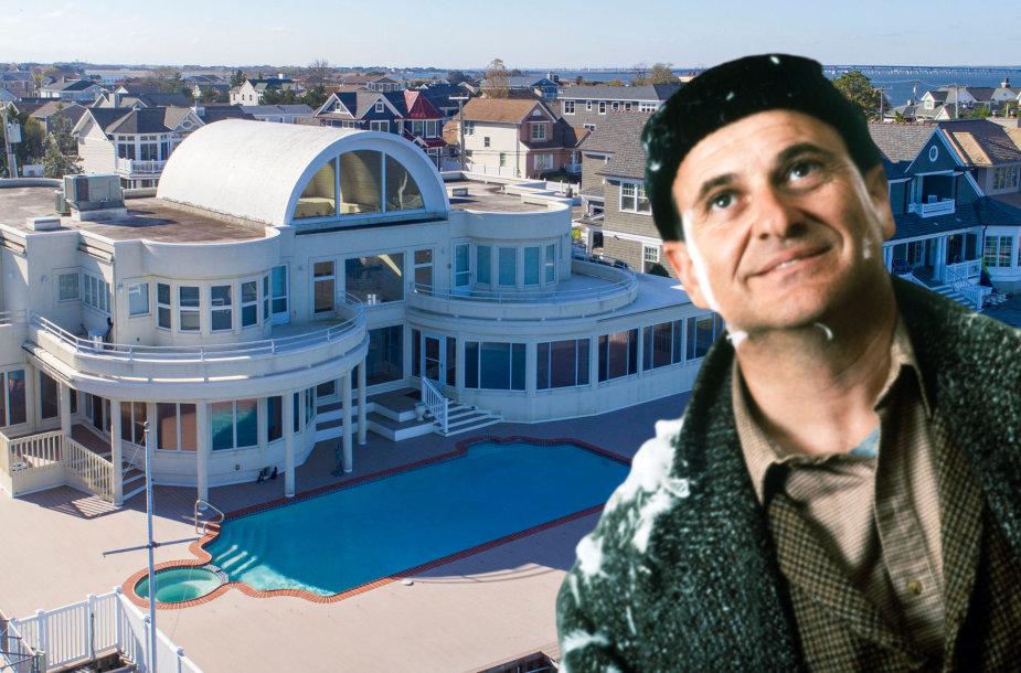 Aktorius Joe Pesci parduoda namus Naujajame Džersyje