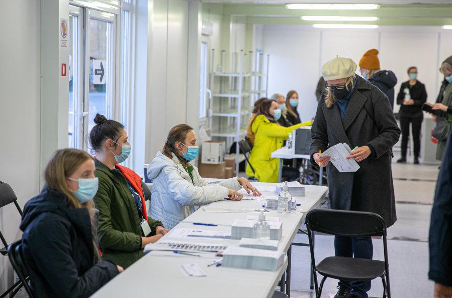 Pakartotinis balsavimas Seimo rinkimuose
