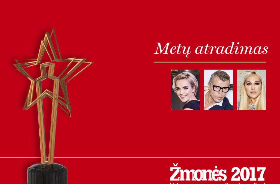 """""""ŽMONĖS 2017"""" Metų atradimo nominacija"""