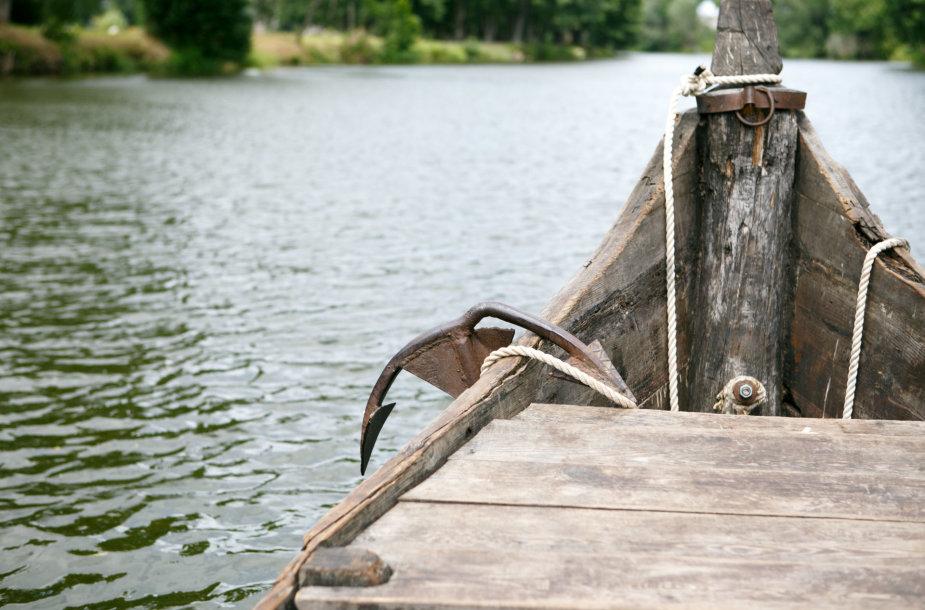 Pasiplaukiojimas upe