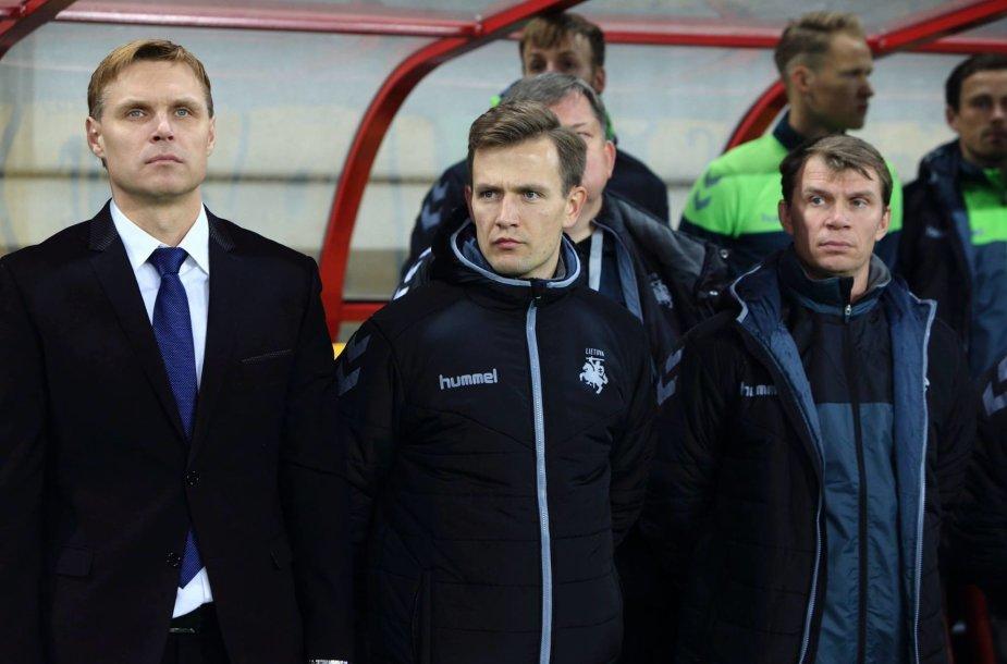 Edgars Jankauskas, Rokas Garastas ir Igoris Morinas