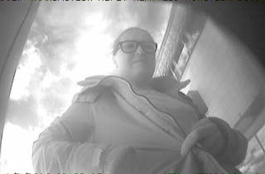 Policijos ieškoma moteris