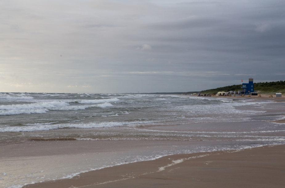 Palangos jūra