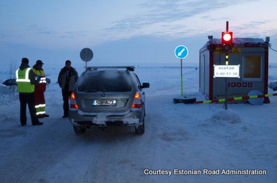 Ledo kelias Estijoje