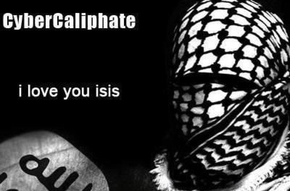 """""""Kibernetinio kalifato"""" paskelbta nuotrauka"""