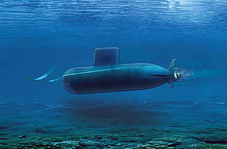 Rusijos mažieji povandeniniai laivai