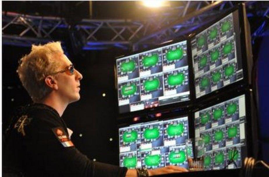 Internetinis pokeris