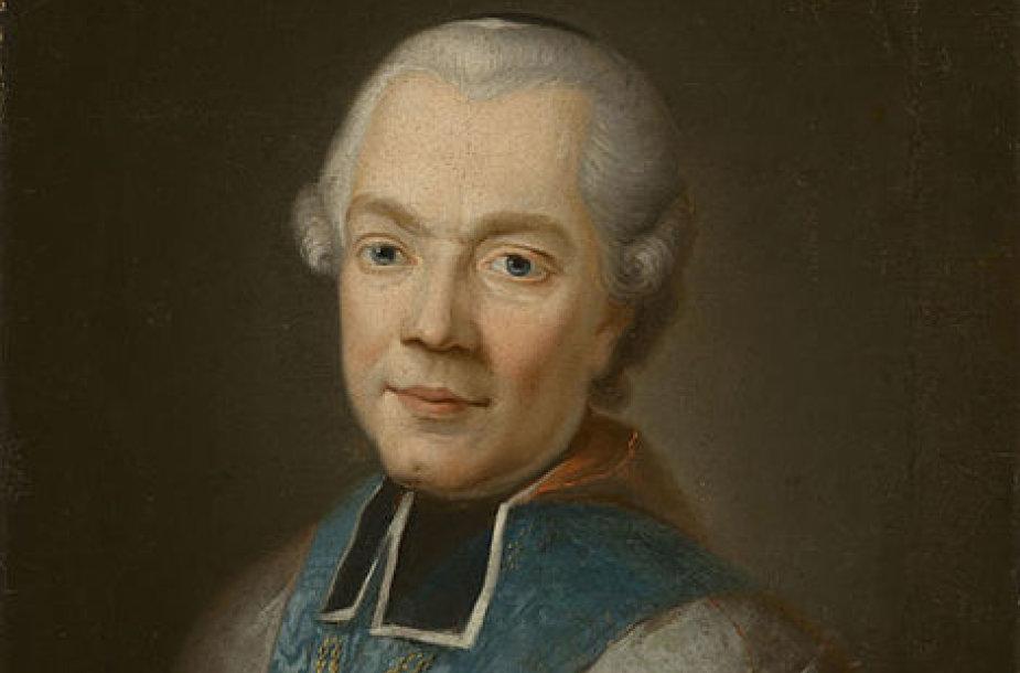 Vyskupas I.Masalskis žiaurų ir suktą nusikaltėlį B.Oganovskį gelbėjo įšventindamas į į kunigus