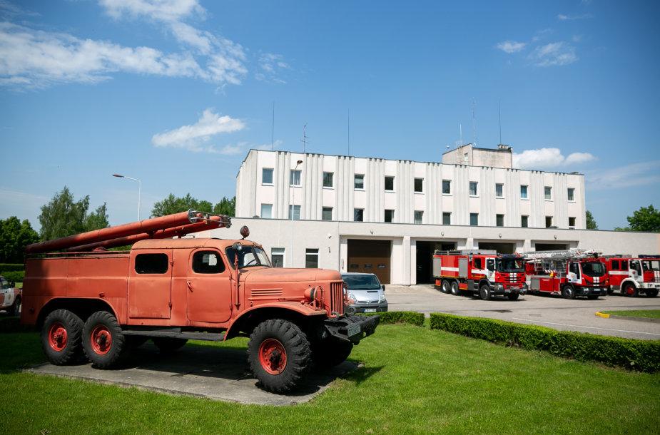 Ukmergės priešgaisrinė gelbėjimo tarnyba