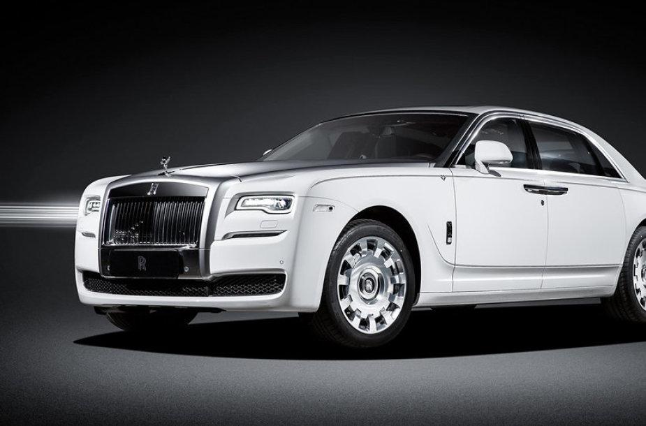 """""""Rolls-Royce Ghost"""" (Eternal Love)"""