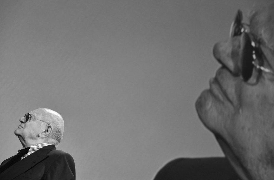Italijos neorealistinio kino kūrėjas Francesco Rosi
