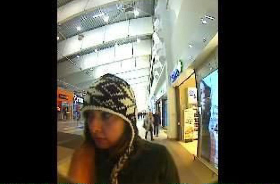 Kauno policijos ieškoma moteris